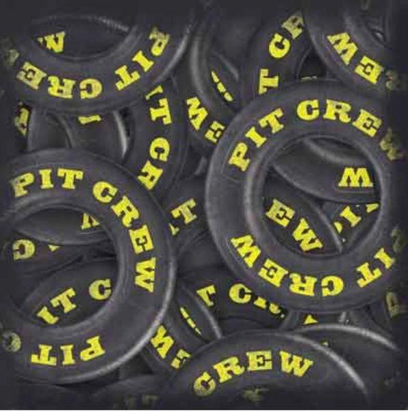 Racing Pit Crew 12x12 Paper
