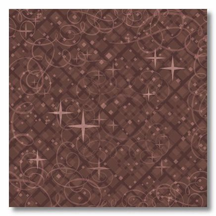 Maroon Shimmer 12x12 Paper