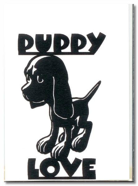 Puppy Love Die-cut
