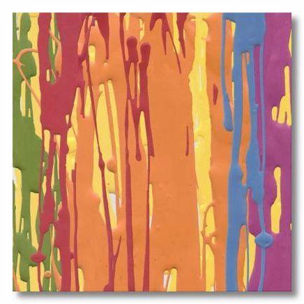 Paint Drips 12x12 Paper