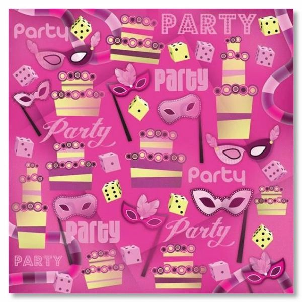Party Party Party 12x12 Paper