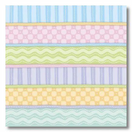 Pastel Pattern 12x12 Paper