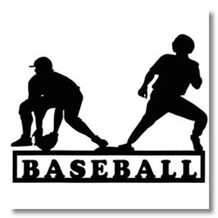 Baseball Boys Die-cut