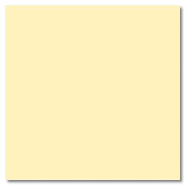 Pastel Yellow Vellum 12x12 Sheet