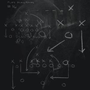 Play Diagram 12x12 Paper