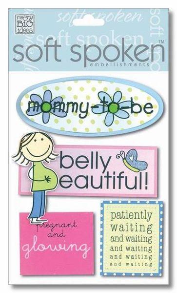 Pregnancy Sticker
