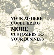your ad could be here bringing you more business