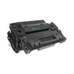 Laser Plus Brand LP255A (HP 55A / CE255A) Compatible Black Toner Cartridge