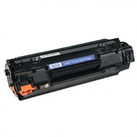 Laser Plus Brand LP435A (HP 35A / CB435A) Compatible Black Toner Cartridge