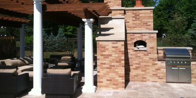 Cleveland outdoor living remodeling, Cleveland contractor