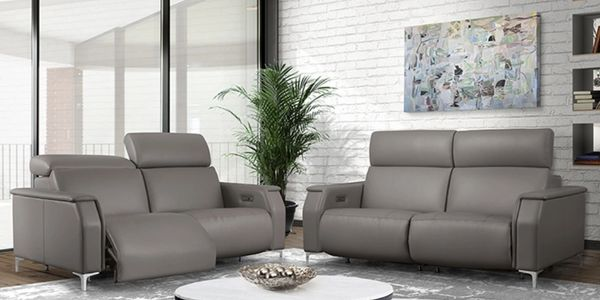 Via Furniture Sofas, sectionals, recliners, & chairs Leather Canadian Furniture Ottawa, Orléans