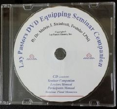DVD Equipping Seminar Companion on CD