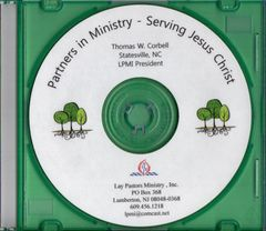 Partners in Ministry - Serving Jesus Christ