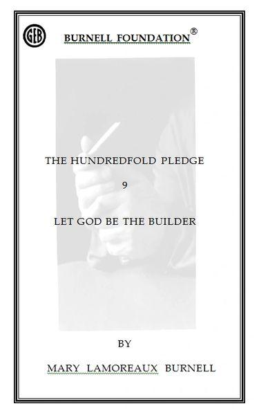 HUNDREDFOLD PLEDGE 9