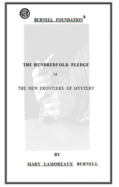 HUNDREDFOLD PLEDGE 16