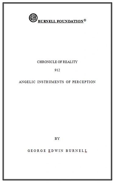 CHRONICLE OF REALITY 912