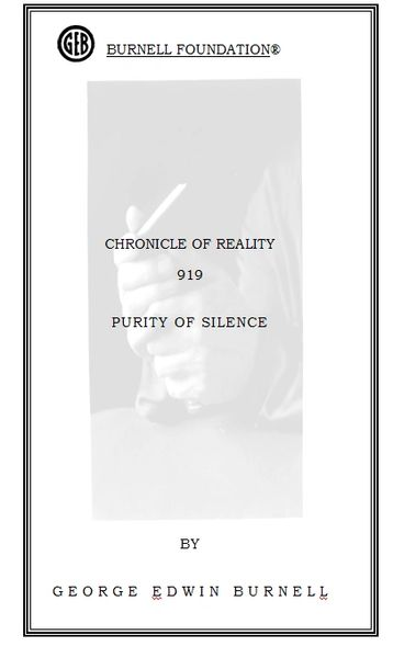 CHRONICLE OF REALITY 919