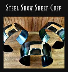 Rustic Lamb Sheep Cuff