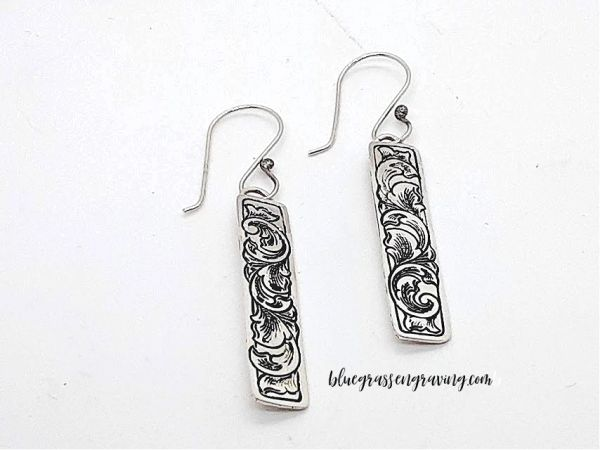 Bella Bar Earrings