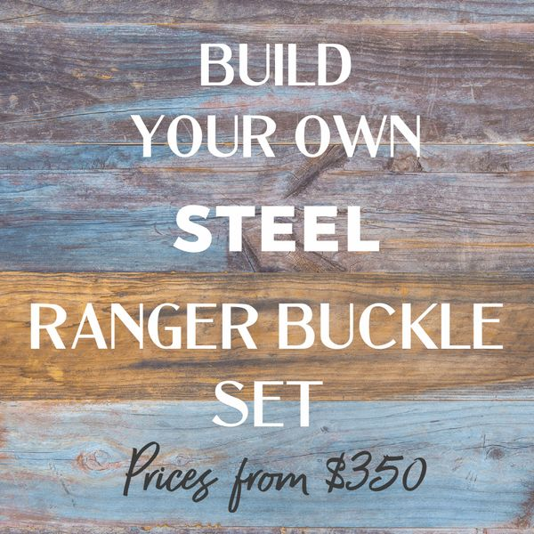 Build Your Ranger Buckle Set
