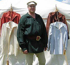 Men's Period Shirt