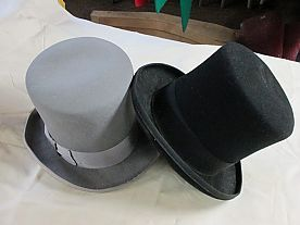 Hat - St Louis Top Hat