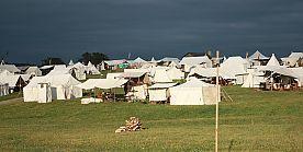 Panther Primitives Canvas Tents