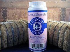 Toiletries: Baby Powder Talc with Lavender