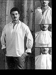 Pattern - (M) Authentic American Shirt Pattern
