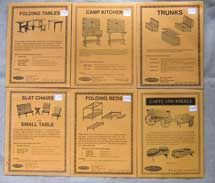 Pattern - (F) Period Furniture and Cart Patterns