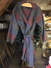 Capote - Woolrich Grey Multi Stripe