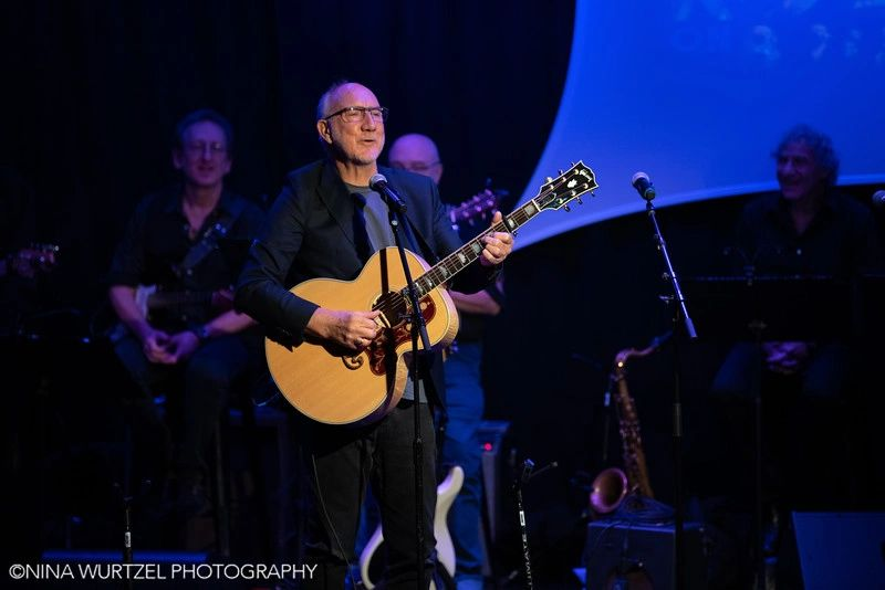 Pete Townshend at Rockers On Broadway 2018