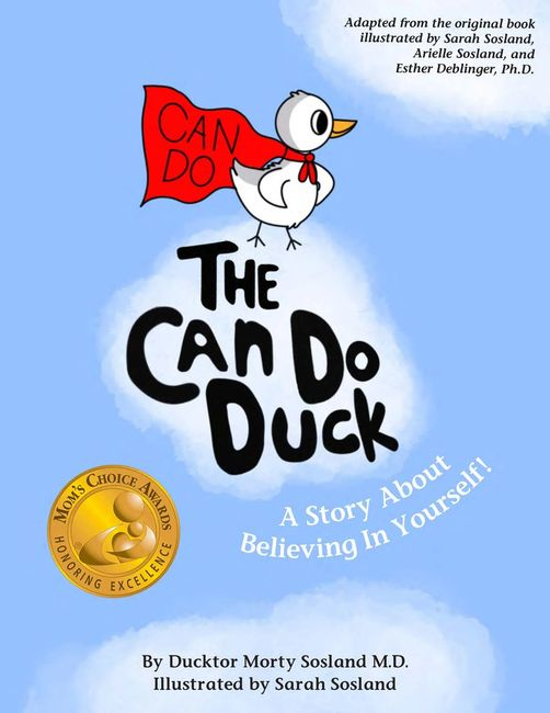 The Can Do Duck: A Story About Believing in Yourself!