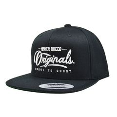 Originals Snapback Hat (Sold Out)