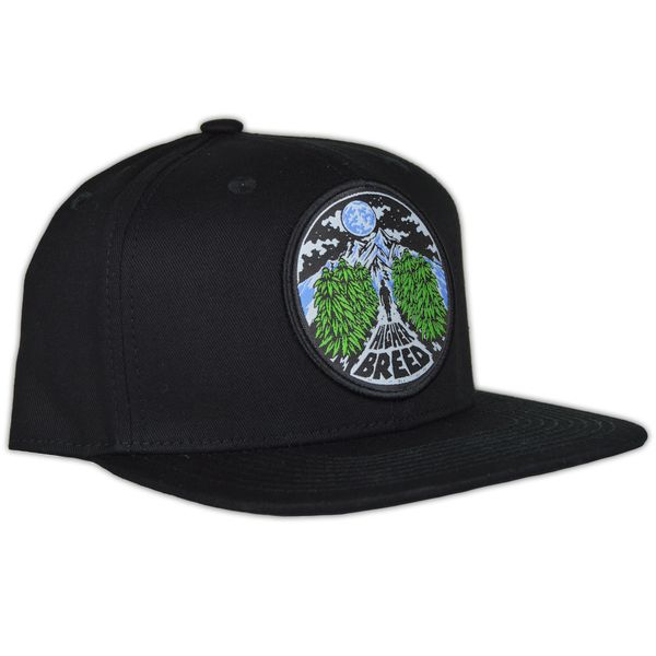 Reefer Ridge Snapback Hat