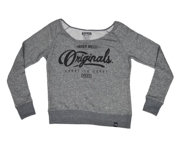 Originals Off Shoulder Sweater - Ladies
