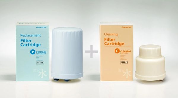 Combo Special: HG-N Premium Performance Filter & Reusable Cleaning Cartridge