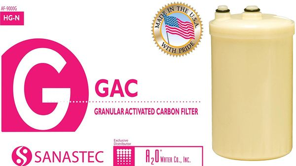 *NEW* Granular Activated Carbon Filter HG-N