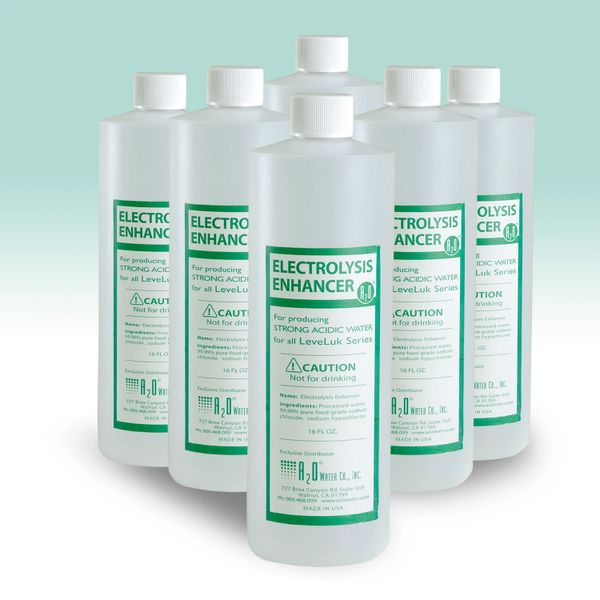 Electrolysis Enhancer 16 fl oz. (6 bottles.)