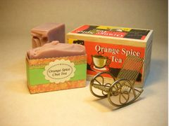Orange Spiced Chai Tea
