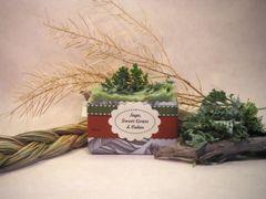 Sage, Sweetgrass n' Cedar