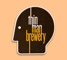 Thin Man Brewery Logo