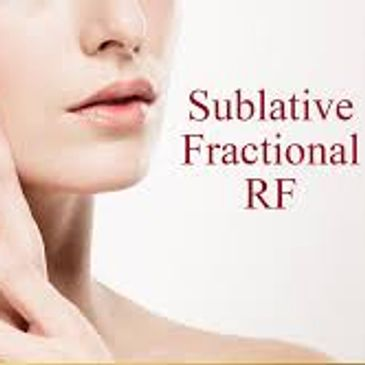 E2 E  Matrix Sublative Fractional RF Resurfacing
