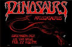 Dinosaurs poster #5 - Alton Kelley