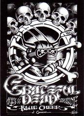 Grateful Dead concert handbill 1968