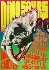 Dinosaurs poster #8 - Alton Kelley
