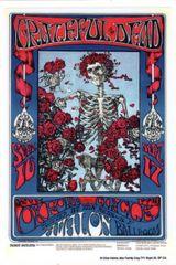 Family Dog Grateful Dead FD-26 sticker