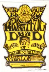 Family Dog Grateful Dead FD-22 sticker