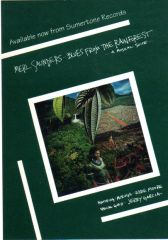 Merl Saunders - Blues From the Rainforest -postcard
