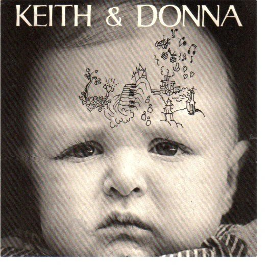 Keith and Donna Godchaux 1975